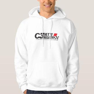 C3VR Logo Hoodie Sweatshirt