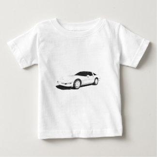 C4 Corvette Baby T-Shirt
