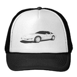 C4 Corvette Cap