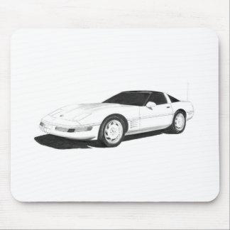 C4 Corvette Mouse Mat
