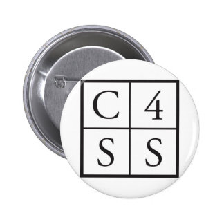 C4SS squared Pinback Buttons