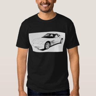 C5 Vette Tee Shirts
