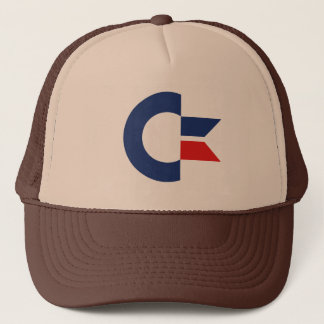 C64 TRUCKER HAT