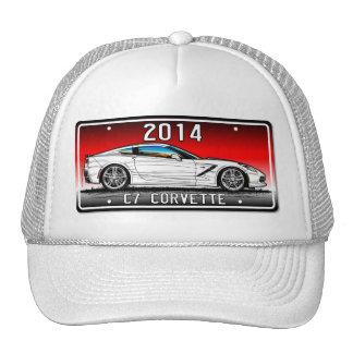 C7 2014 Corvette Coupe by K. Scott Teeters Red Cap