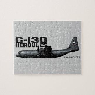 C-130 Hercules Jigsaw Puzzle
