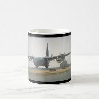 C-130 Hercules LAPES cargo_Military Aircraft Coffee Mug