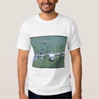 C-130 Hercules Transport_Military Aircraft T-shirts