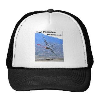 C-130 LOW LEVEL CAP