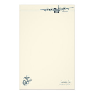 C-130 USMC Aviation Stationery