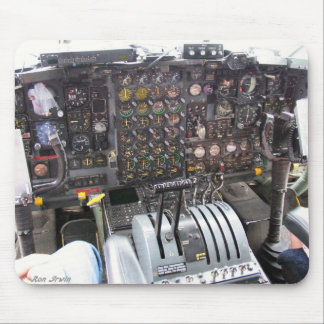 C-130A Cockpit Mouse Pad