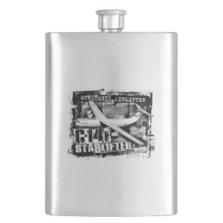 C-141 Starlifter Flask Classic Flask