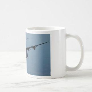 C-17 Globemaster III Basic White Mug