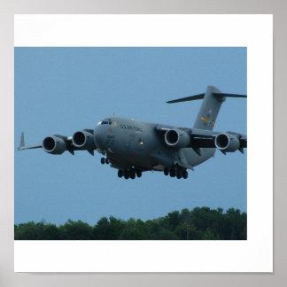 C-17 Globemaster III Poster