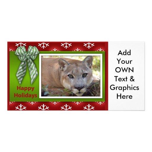 c-2011-cougar-017 customized photo card