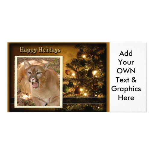 c-2011-cougar-035 custom photo card