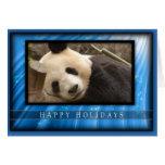 c-2011-panda-0064 greeting card