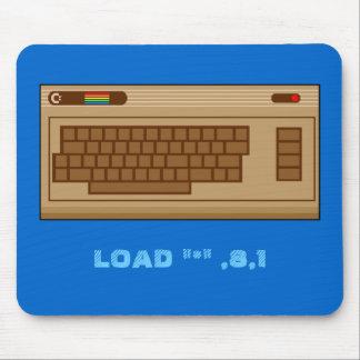 C=64 Mousepad