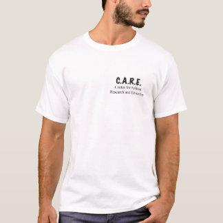 C.A.R.E. Paw Print T-Shirt