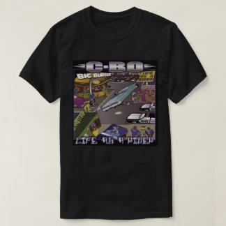 C-Bo - Life As A Rider Black T-Shirt