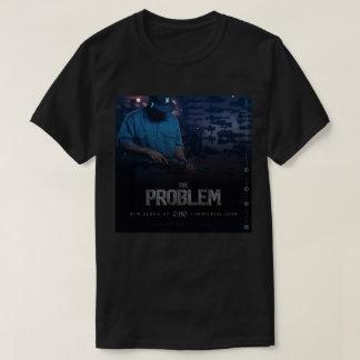 C-Bo - The Problem - Black T-Shirt