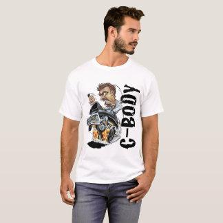 C-Body Mad Man Hot Rod T-Shirt