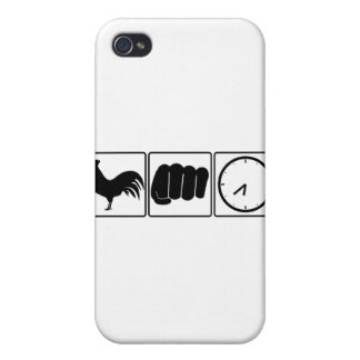 C*ck Punch Time iPhone 4 Covers