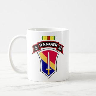 C Co, 75th Infantry - Ranger - 1FFV, Vietnam Coffee Mug