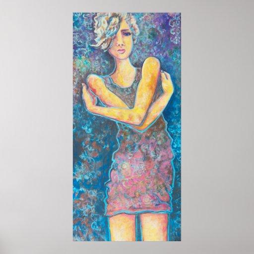 C.Curry, Renee, Art Print