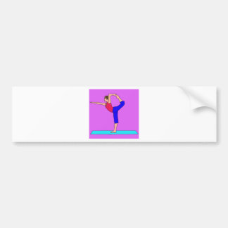 C Dancer.jpg Bumper Sticker