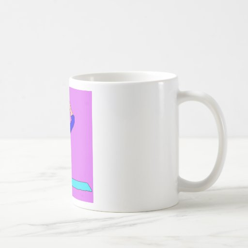 C Dancer.jpg Coffee Mugs