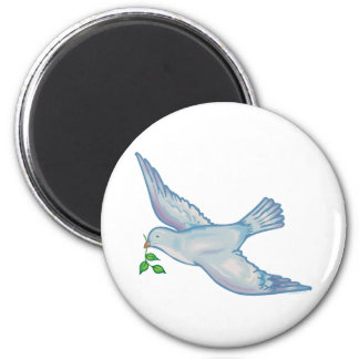 C - Dove of Peace Magnets