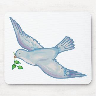 C - Dove of Peace Mousepad