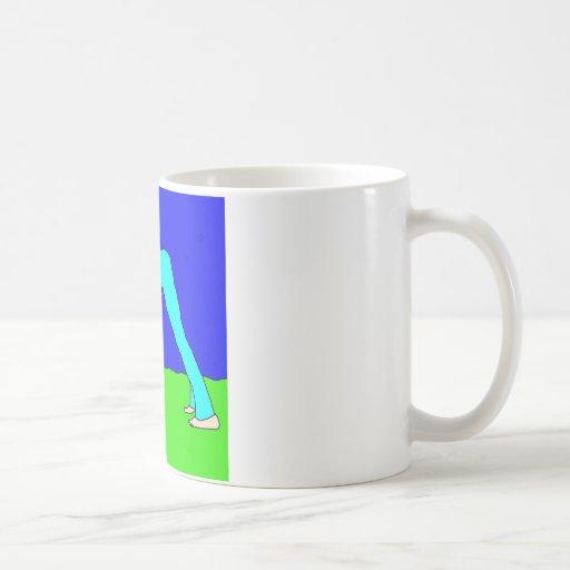 C DownwardDog.jpg Coffee Mug