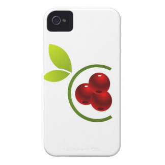 C for cherry iPhone 4 cover