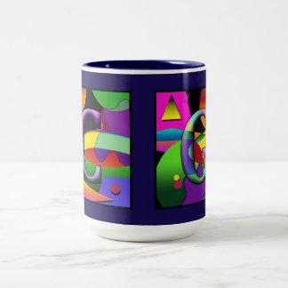 C & G Monogrammed mug