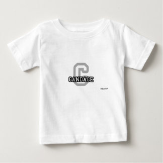 C is for Candace Baby T-Shirt