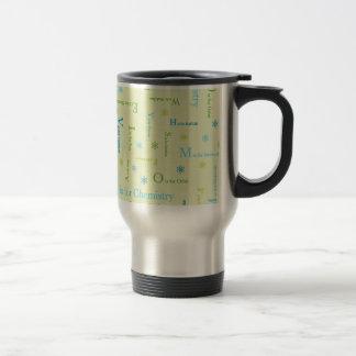 C is for Chemistry Travel Mug