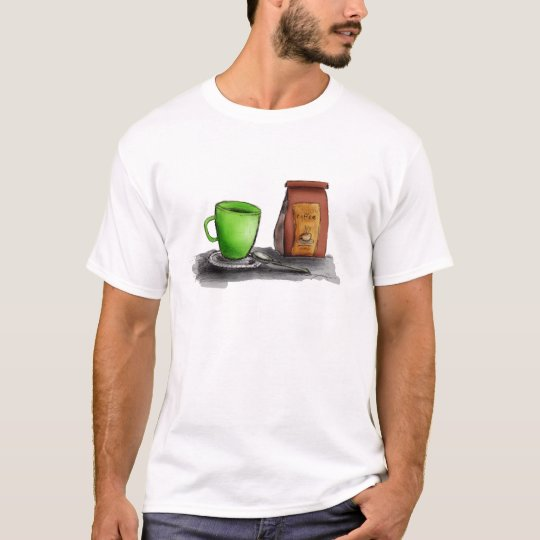 C is for Coffee T-Shirt