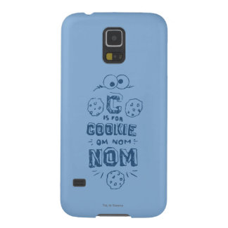 C is for Cookie Case For Galaxy S5