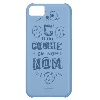 C is for Cookie iPhone 5C Case