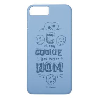 C is for Cookie iPhone 8 Plus/7 Plus Case