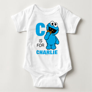 C is for Cookie Monster T Shirt