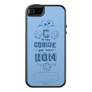 C is for Cookie OtterBox iPhone 5/5s/SE Case