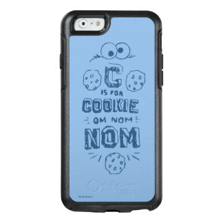 C is for Cookie OtterBox iPhone 6/6s Case