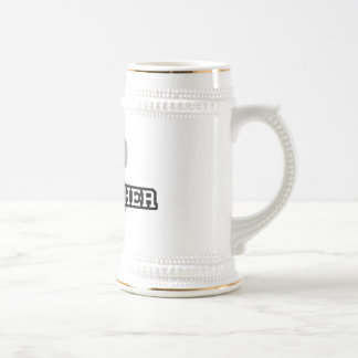 C is for Cristopher Beer Steins