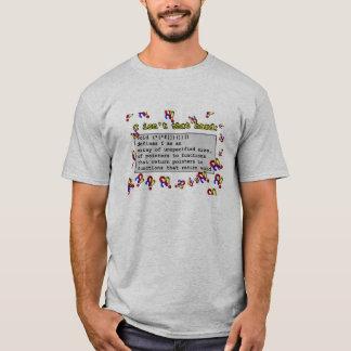 C isnt that hard T-Shirt