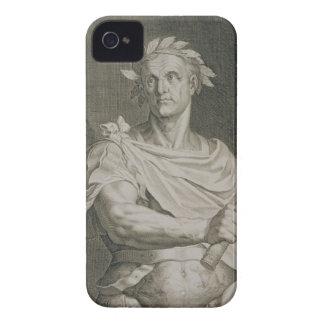 C. Julius Caesar (100-44 BC) Emperor of Rome engra Case-Mate iPhone 4 Case