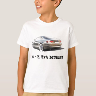 C & M Auto Detailing Kids Shirt