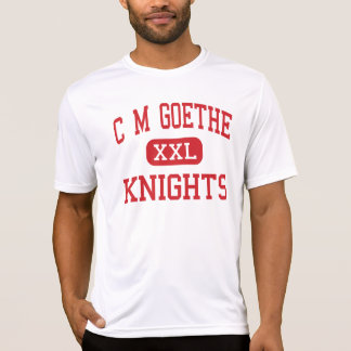 C M Goethe - Knights - Middle - Sacramento T Shirts