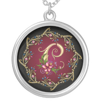 C Monogram Necklace